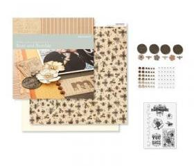 Buzz and Bumble Scrapbooking Kit by Close to my Heart (CTMH)